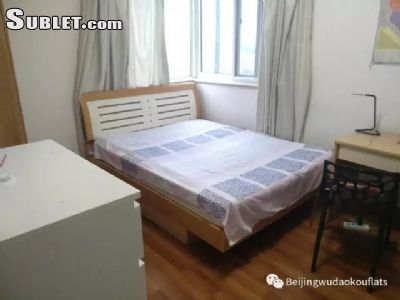 Image 4 Furnished room to rent in Haidian, Beijing Inner Suburbs 4 bedroom Apartment