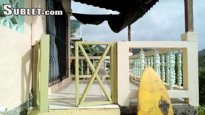 Image 1 furnished Studio bedroom Apartment for rent in Gros Islet, Saint Lucia