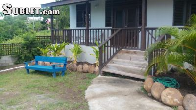 Image 1 furnished 1 bedroom Apartment for rent in Gros Islet, Saint Lucia