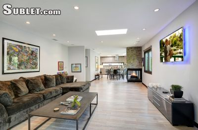 Image 2 furnished 3 bedroom House for rent in West Hollywood, Metro Los Angeles