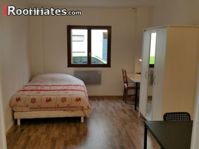 Image 4 furnished Studio bedroom Apartment for rent in Le Havre, Seine-Maritime