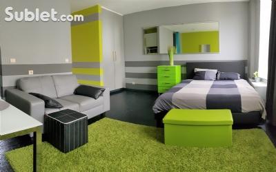 Image 1 furnished Studio bedroom Apartment for rent in Antwerp, Antwerp City