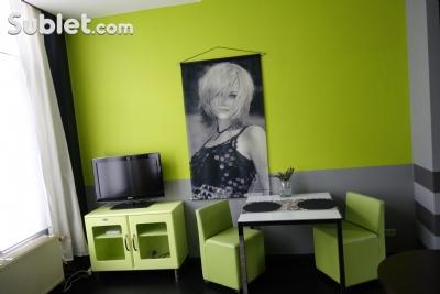 Image 2 furnished Studio bedroom Apartment for rent in Antwerp, Antwerp City