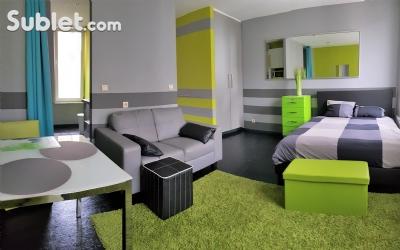 Image 3 furnished Studio bedroom Apartment for rent in Antwerp, Antwerp City