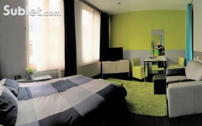 Image 6 furnished Studio bedroom Apartment for rent in Antwerp, Antwerp City