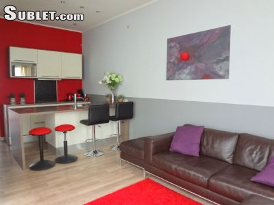 Image 1 furnished 1 bedroom Apartment for rent in Antwerp, Antwerp City