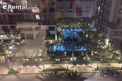 Image 1 unfurnished 2 bedroom Apartment for rent in Binh Thanh, Ho Chi Minh City