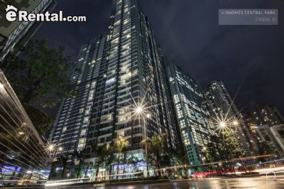 Image 2 unfurnished 2 bedroom Apartment for rent in Binh Thanh, Ho Chi Minh City