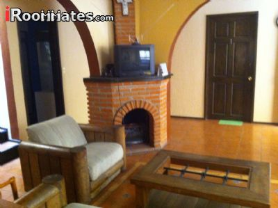 Image 1 Furnished room to rent in Gustavo A Madero, Mexico City 5 bedroom Dorm Style