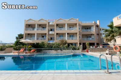 Image 1 furnished 1 bedroom Apartment for rent in Rethymno, Rethymno