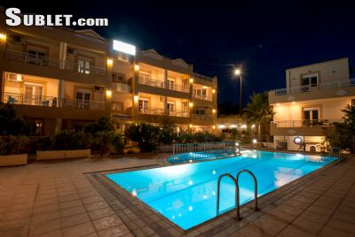 Image 2 furnished 1 bedroom Apartment for rent in Rethymno, Rethymno