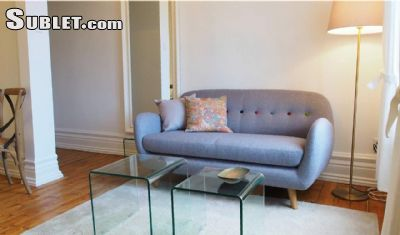Image 1 furnished 1 bedroom Apartment for rent in Plateau Mount Royal, Montreal