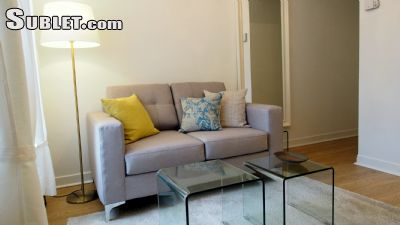 Image 1 furnished 1 bedroom Apartment for rent in Plateau Mount Royal, Montreal Area