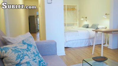 Image 2 furnished 1 bedroom Apartment for rent in Plateau Mount Royal, Montreal Area