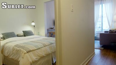 Image 5 furnished 1 bedroom Apartment for rent in Plateau Mount Royal, Montreal Area