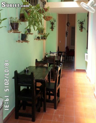 Image 10 Furnished room to rent in La Habana Vieja, Ciudad Habana 3 bedroom Apartment