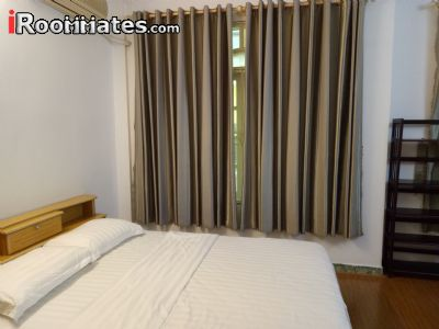 Image 1 Furnished room to rent in District 1, Ho Chi Minh City 3 bedroom House