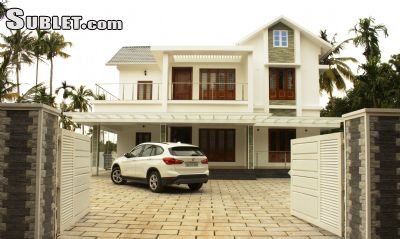 Image 1 furnished 4 bedroom House for rent in Ernakulam, Kerala