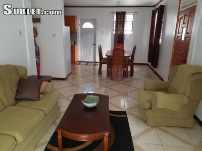 Image 3 furnished 2 bedroom Apartment for rent in Gros Islet, Saint Lucia