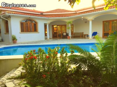 Image 1 furnished 2 bedroom House for rent in Cabarete, North Dominican