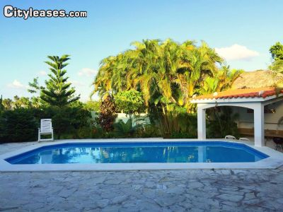 Image 5 furnished 2 bedroom House for rent in Cabarete, North Dominican