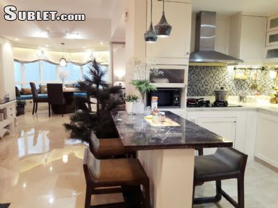 Image 3 furnished 3 bedroom Apartment for rent in South Jakarta, Jakarta
