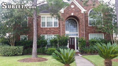 Image 1 unfurnished 4 bedroom House for rent in Pearland, SE Houston