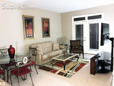 Image 1 furnished 2 bedroom Apartment for rent in Dunwoody, DeKalb County