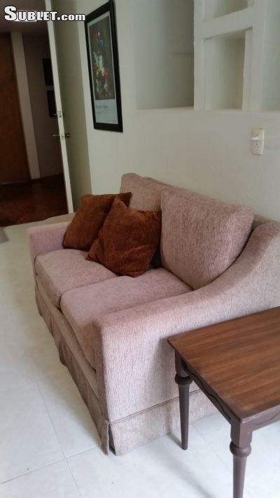 Image 3 furnished 1 bedroom Apartment for rent in Huixquilucan, Mexico