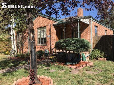 Image 1 either furnished or unfurnished 3 bedroom House for rent in Five Points, Denver North