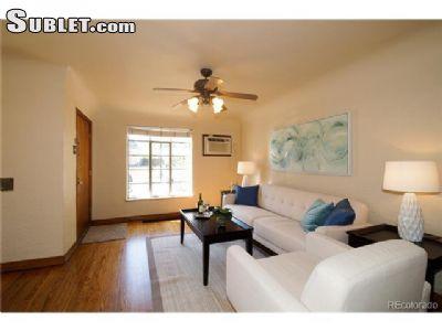 Image 2 either furnished or unfurnished 3 bedroom House for rent in City Park West, Denver Central