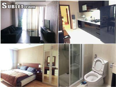 Image 1 furnished 2 bedroom Apartment for rent in South Jakarta, Jakarta