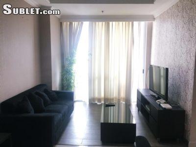 Image 2 furnished 2 bedroom Apartment for rent in South Jakarta, Jakarta