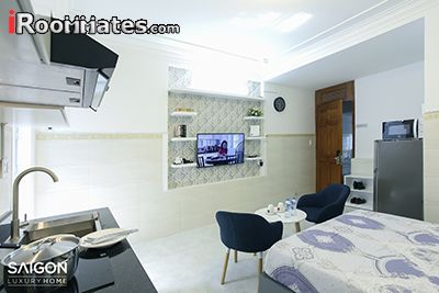 Image 2 Furnished room to rent in Tan Binh, Ho Chi Minh City Studio bedroom House