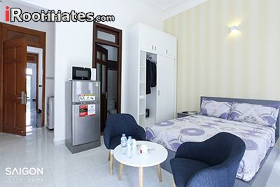 Image 1 Furnished room to rent in Tan Binh, Ho Chi Minh City Studio bedroom House