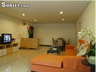 Image 1 furnished Studio bedroom Apartment for rent in Phra Khanong, Bangkok