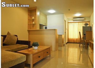 Image 3 furnished Studio bedroom Apartment for rent in Phra Khanong, Bangkok