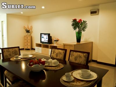 Image 5 furnished Studio bedroom Apartment for rent in Phra Khanong, Bangkok