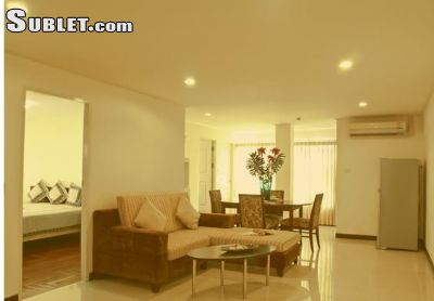 Image 1 furnished 2 bedroom Apartment for rent in Phra Khanong, Bangkok
