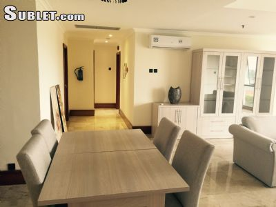 Image 4 furnished 2 bedroom Apartment for rent in South Jakarta, Jakarta