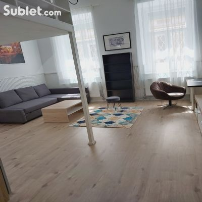 Image 3 furnished 1 bedroom Apartment for rent in District 7, Budapest