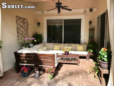 Image 1 unfurnished 3 bedroom Townhouse for rent in Hollywood, Ft Lauderdale Area