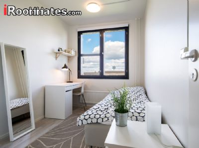 Image 1 Furnished room to rent in Pasila, Helsinki 4 bedroom Apartment