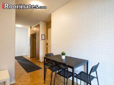 Image 3 Furnished room to rent in Pasila, Helsinki 4 bedroom Apartment