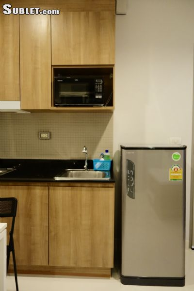 Image 7 furnished 1 bedroom Apartment for rent in Ratchathewi, Bangkok