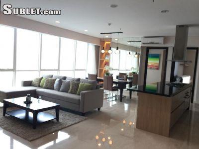 Image 3 furnished 2 bedroom Apartment for rent in Central Jakarta, Jakarta
