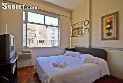 Image 9 furnished 1 bedroom Apartment for rent in Copacabana, Rio de Janeiro City