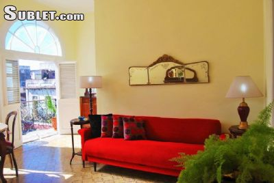 Image 1 furnished 2 bedroom Apartment for rent in La Habana Vieja, Ciudad Habana