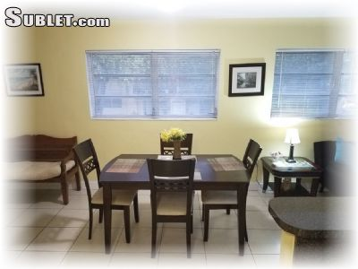 Image 2 furnished 1 bedroom Apartment for rent in South Miami, Miami Area