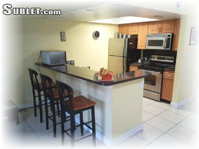 Image 3 furnished 1 bedroom Apartment for rent in South Miami, Miami Area